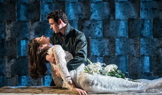 Lily James and Richard Madden are new Romeo and Juliet
