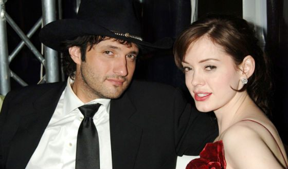 Rose McGowan and Robert Rodriguez met, but in the end he returned to his wife