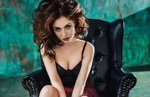 СМИ: Юлия Франц показала в фотосессии «новую» грудь