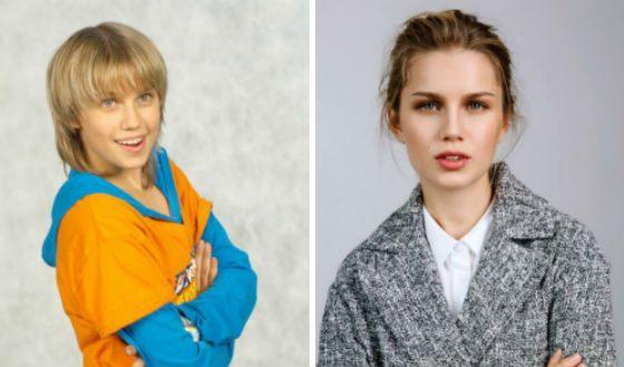 актрисы папины дочки фото сейчас