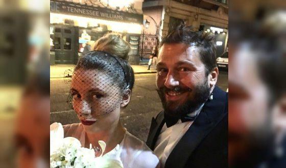 Свадьба Евгения Чичваркина и Татьяны Фокиной