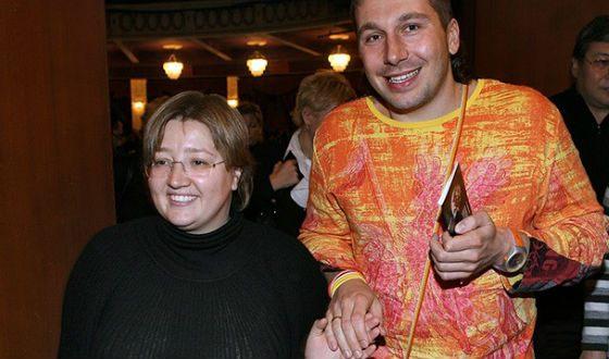 Евгений Чичваркин и его первая жена Антонина