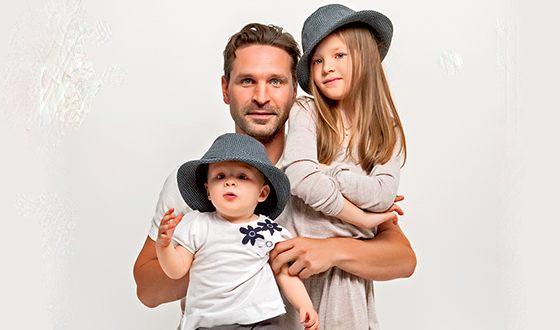 добронравов федор и сыновья фото
