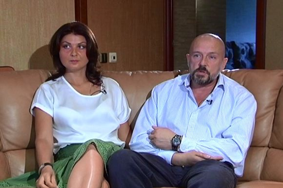 Third wife Elena helped Nilov to get rid of alcohol addiction