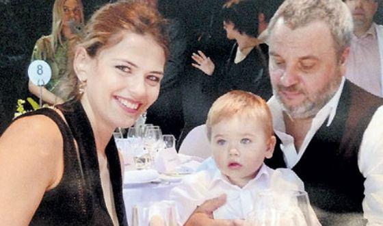 Юлия галкина и ее муж дети фото