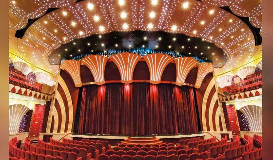 Самые известные театры в мире Интересные факты Сцена Ковент Гарден