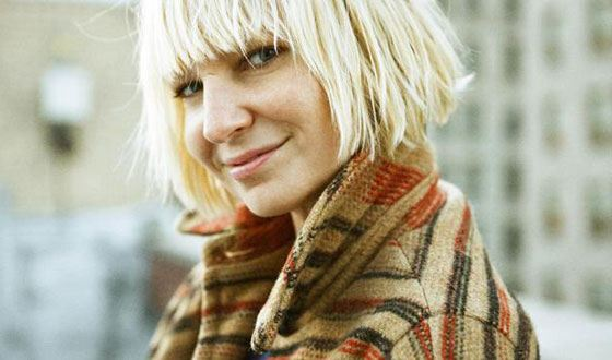 Music lovers likes Sia's songs