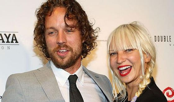 Sia and Erik Anders Lang