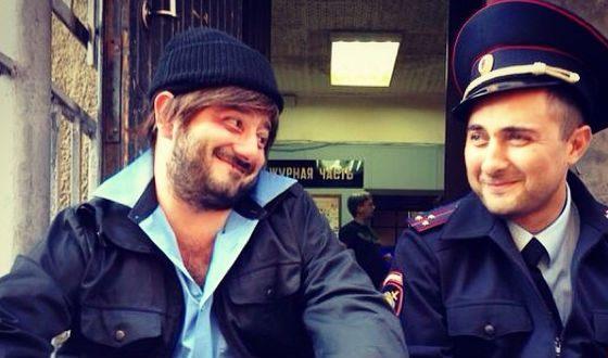 Кадр из сериала «Бородач»