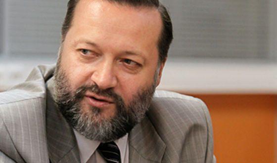 The author of the book - Communist Deputy Pavel Dorokhin