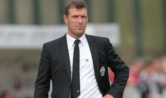 Earlier, Massimo Carrera was the coach of Juventus FC