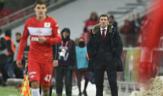 Spartak is in safe hands