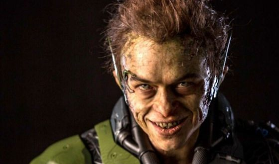 Spider-Man: Dane DeHaan as the Green Goblin