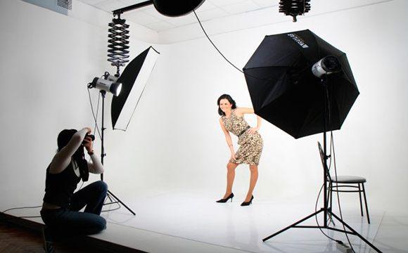 Как сделать фотосессию в студии