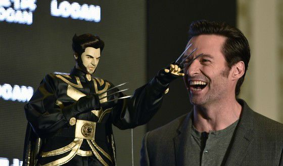 Hugh Jackman chooses to play only the characters he can relate to