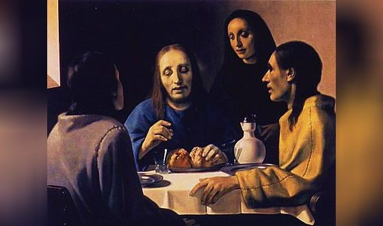 """""""Christ and the Judges"""" - the most scandalous picture of Meregen"""
