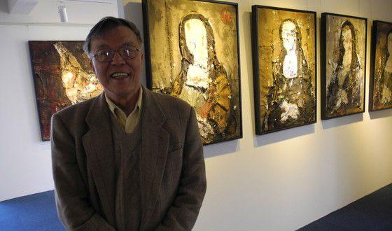 Forged Artist Pei-Sheng Qian
