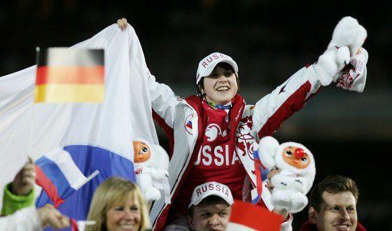 After the Olympics in Turin, Irina Slutskaya left the big sport