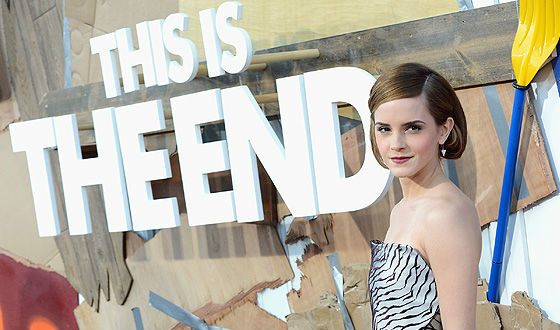 Emma Watson is good at anything she ever turns her hand to