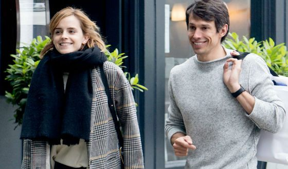 In 2016 Emma Watson was dating William Knight