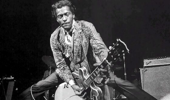 Chuck Berry, the legend of rock and roll