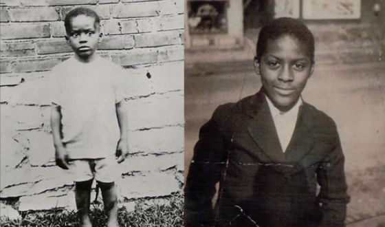 Chuck Berry in childhood and adolescence