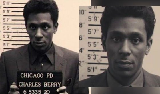 In 1944, Chuck Berry went to prison for armed robbery