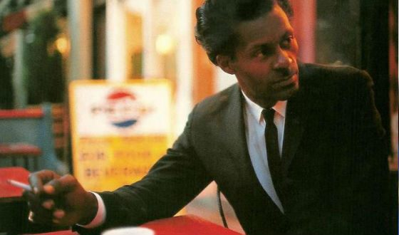 In 29 years, Chuck Berry has become a world star
