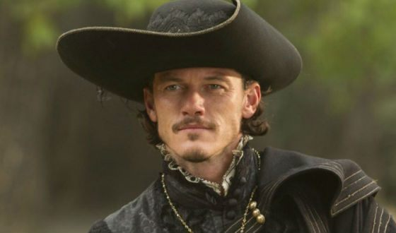 Luke Evans as Musketeer Aramis