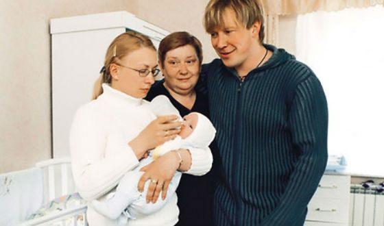 жена алексея кравченко фото
