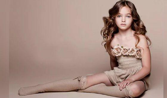 Model and actress Anastasia Bezrukova