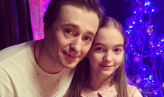 The actress worked well with Sergey Bezrukov