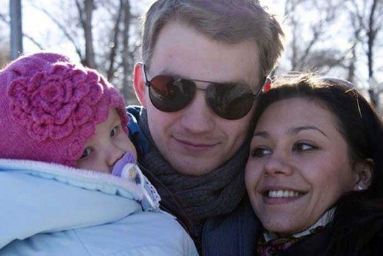 алексей демидов с женой фото