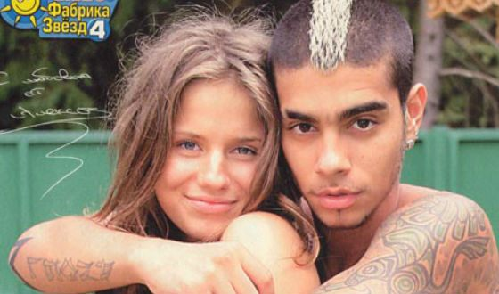 "Roman Timati and Alexa began on the ""Star Factory"""