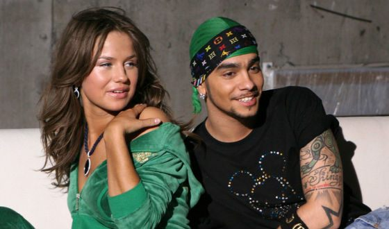 In 2007, Timati and Alex broke up finally