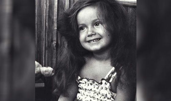 Детское фото Ольги Орловой