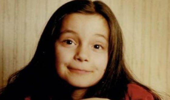 Маленькая Оля Орлова, будущая звезда российской эстрады