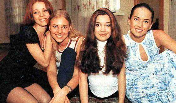 В 2000 Ольга Орлова ушла из «Блестящих» со скандалом