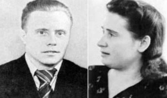 Родители Владимира Путина