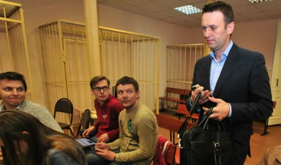 Navalny was found guilty in the case of Kirovles