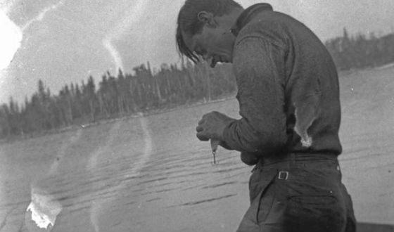 Художник Том Томсон умер загадочной смертью на рыбалке