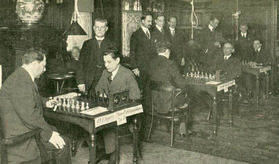 Ливерпульский шахматный клуб