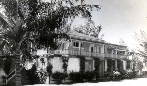 Дом Гарри Оукса на Багамах