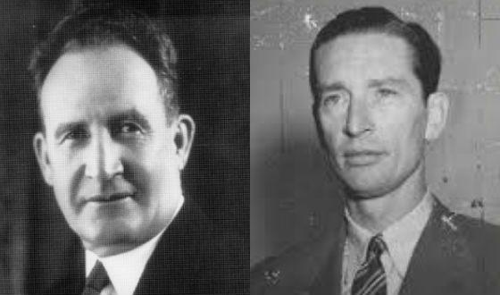 Оукс (слева) и де Марини (справа)