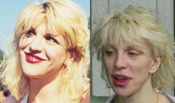 Courtney Love: it was and it became