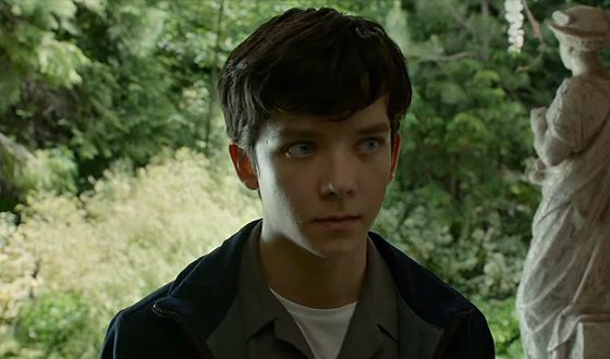«Miss Peregrine's Home for Peculiar Children»: Asa Butterfield as Jacob Portman