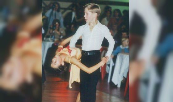 Children's photo of Ivan Dorn