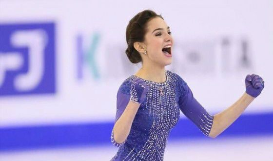 Evgenia Medvedeva alone has as many victories as a number of figure skaters have put together