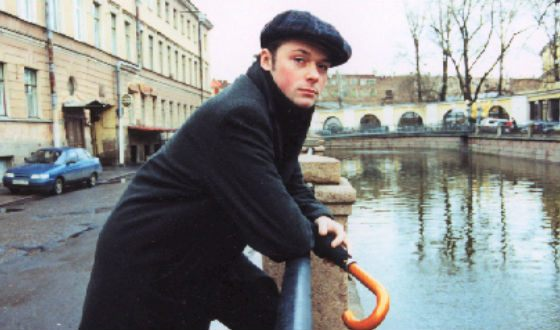 Ilya Noskov became an actor because of the love of St. Petersburg