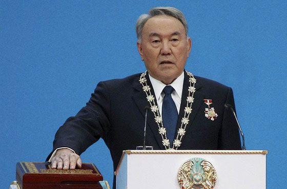 In 2015, Nursultan Nazarbayev turned 75 years old